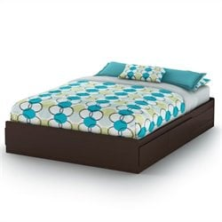South Shore Fusion Queen Mates Bed (60'')