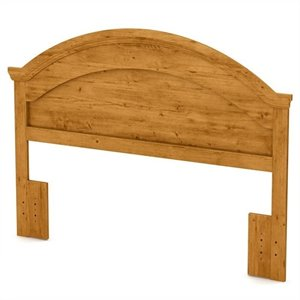 South Shore Cabana Full/Queen Panel Headboard in Pine