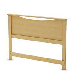 South Shore Copley Full / Queen Panel Headboard in Maple