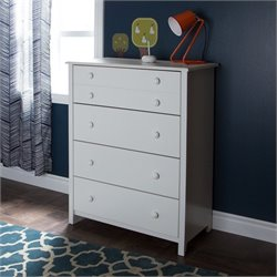 South Shore Little Smileys 4 Drawer Chest
