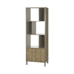 South Shore Expoz 6 Cube Bookcase