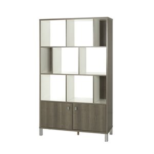 South Shore Expoz 9 Cube Bookcase