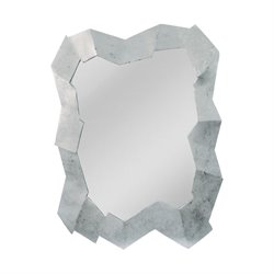 Mirror Masters Abstract Stone Decorative Mirror