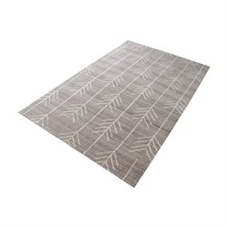 Dimond Home Armito 3' x 5' Wool Rug in Warm Gray