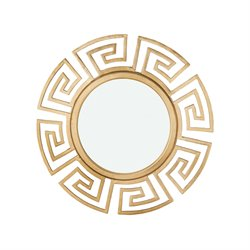 Dimond Home Pylos Decorative Mirror in Gold