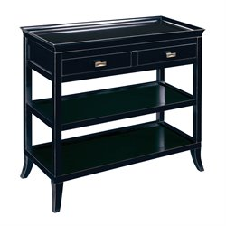 Sterling Tamara Console Table in Ebony