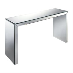 Sterling Matinee Mirrored Console Table
