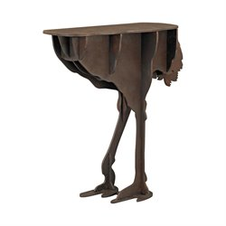 Sterling Console Table in Brown