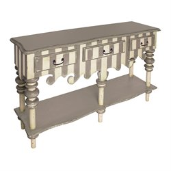 Sterling Rococo Sideboard in Gray and Cream