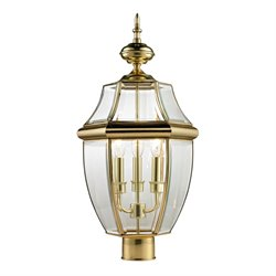 Ashford Outdoor Post Lantern 8603EP