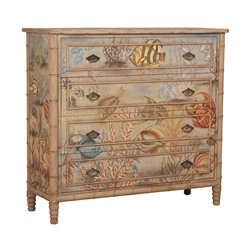 GuildMaster Island Cottage Accent Chest