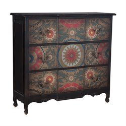 GuildMaster Accent Chest in Black