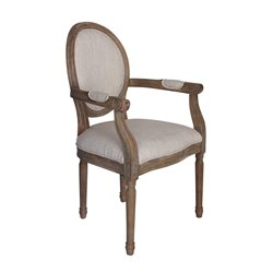 GuildMaster Allcott Dining Chair in Natural