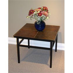 End Table in Slate