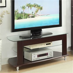 4D Concepts TV Stand in Cherry