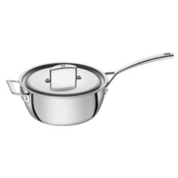Zwilling J.A. Henckels Aurora 3.5 qt. Stainless Steel Sauce Pan