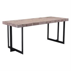 Brika Home Dining Table in Natural Pine