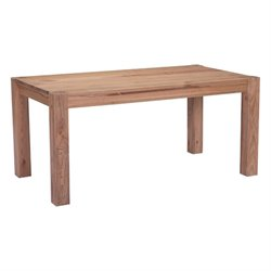 Brika Home Dining Table in Natural Elm