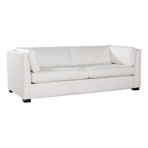 Brika Home Sofa in Snow
