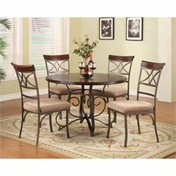 Bowery Hill 5 Piece Dining Set