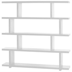 Bowery Hill Large Shelf in White