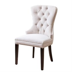 Bowery Hill Dining Chair in Ivory