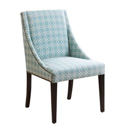 Bowery Hill Dining Chair in Teal