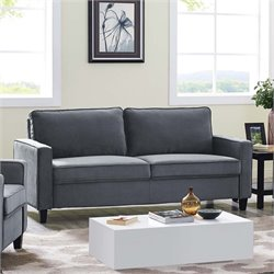 Bowery Hill Sofa in Gray