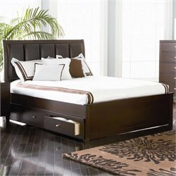 Bowery Hill Platform Storage Bed