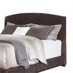 Bowery Hill Headboard in Dark Brown