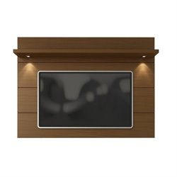MER-995 TV Panel in Nut Brown 1