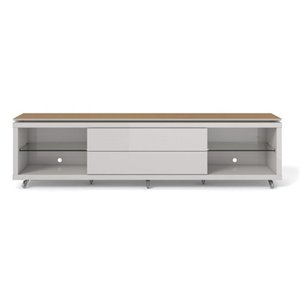 MER-995 TV Stand in Off White