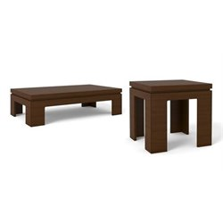 MER-995 2 Piece Coffee Table Set