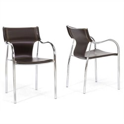 MER-992 Faux Leather Dining Chair