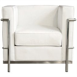 MER-992 Leather Accent Chair 2