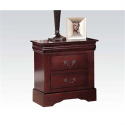Bowery Hill Nightstand in Cherry