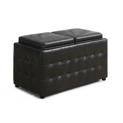 Bowery Hill Coffee Table Ottoman-20161122