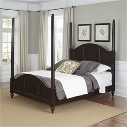 MER-1185 Bowery Hill Poster Bed Espreso