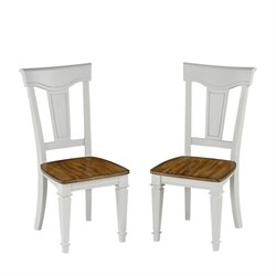 MER-1185 Bowery Hill Dining Chair 2 (Set of 2)