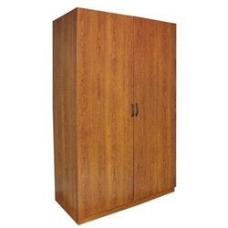 Bowery Hill Wardrobe in American Cherry