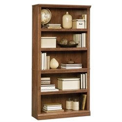 MER-1176 Bookcase in Oiled Oak