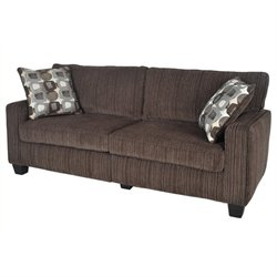 MER-1176 Sofa in Riverfront Brown