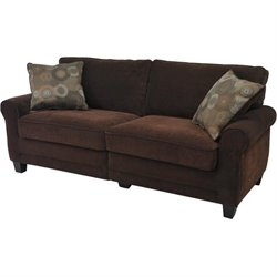 Bowery Hill Sofa in Rye Brown