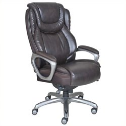 Bowery Hill Office Chair in Coffee