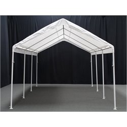 Bowery Hill 10' x 20' Canopy in White