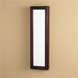 MER-1176 Wall Mount Jewelry Mirror
