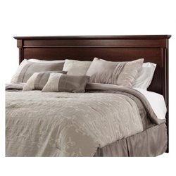 Bowery Hill King Panel Headboard in Cherry
