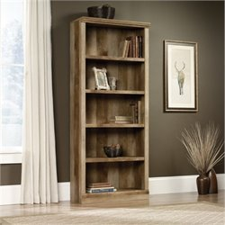 MER-1176 Bookcase in Craftsman Oak