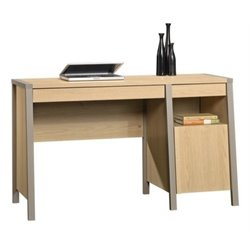 Bowery Hill Home Office Desk in Urban Ash