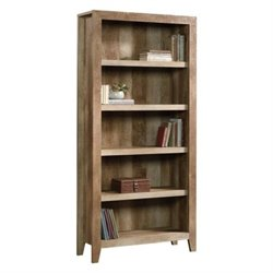 MER-1176 Bookcase in Craftsman Oak 2